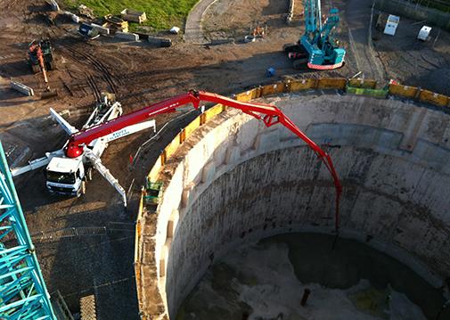 concrete-pumping